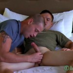 ActiveDuty-Bruce-and-Marty-Army-Blowjob-10-150x150 Straight Army Stud Sucks His First Hard Cock