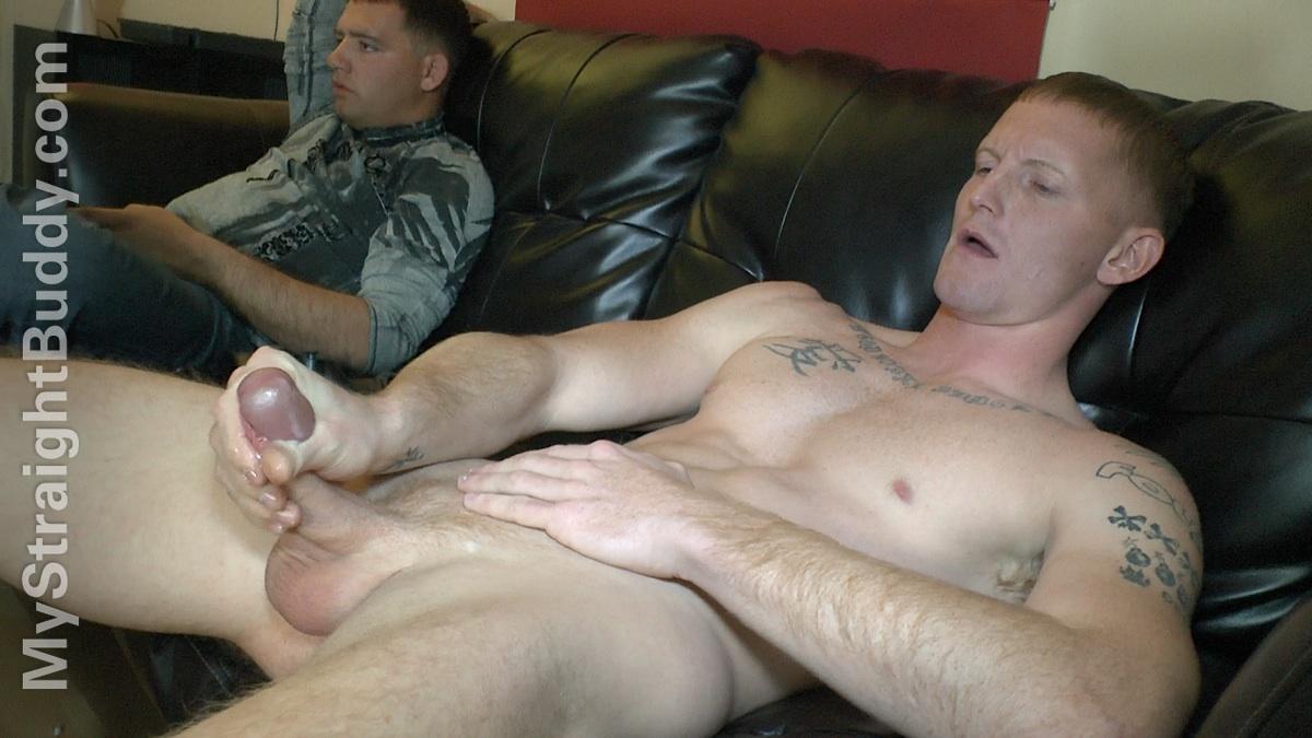 Redhead military masturbation oz - 1 part 8