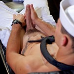 ActiveDuty Bric Sailor Jerking His Big Uncut Cock Masturbation Amateur Gay Porn 07 150x150 Real Amateur Navy Sailor Rubs One Out Of His Big Uncut Cock