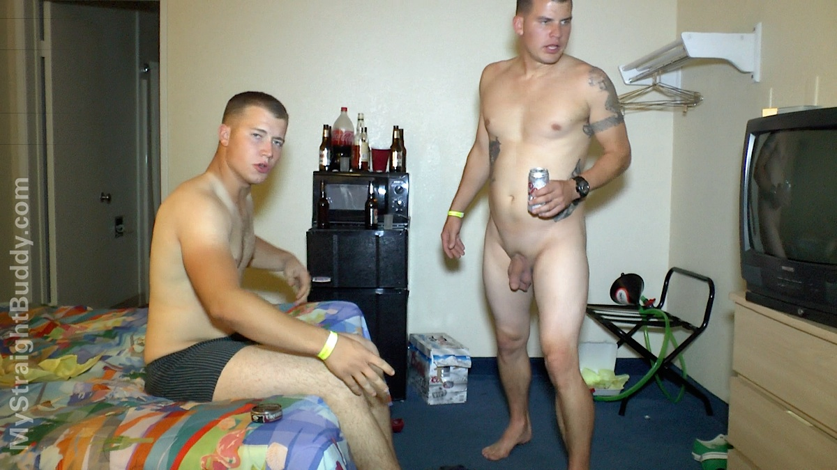 My-Straight-Buddy-Naked-Marines-At-Hotel-Party-Amateur-Gay-Porn-01 REAL Straight Naked Drunk Marines Streaking At A Motel Room Party