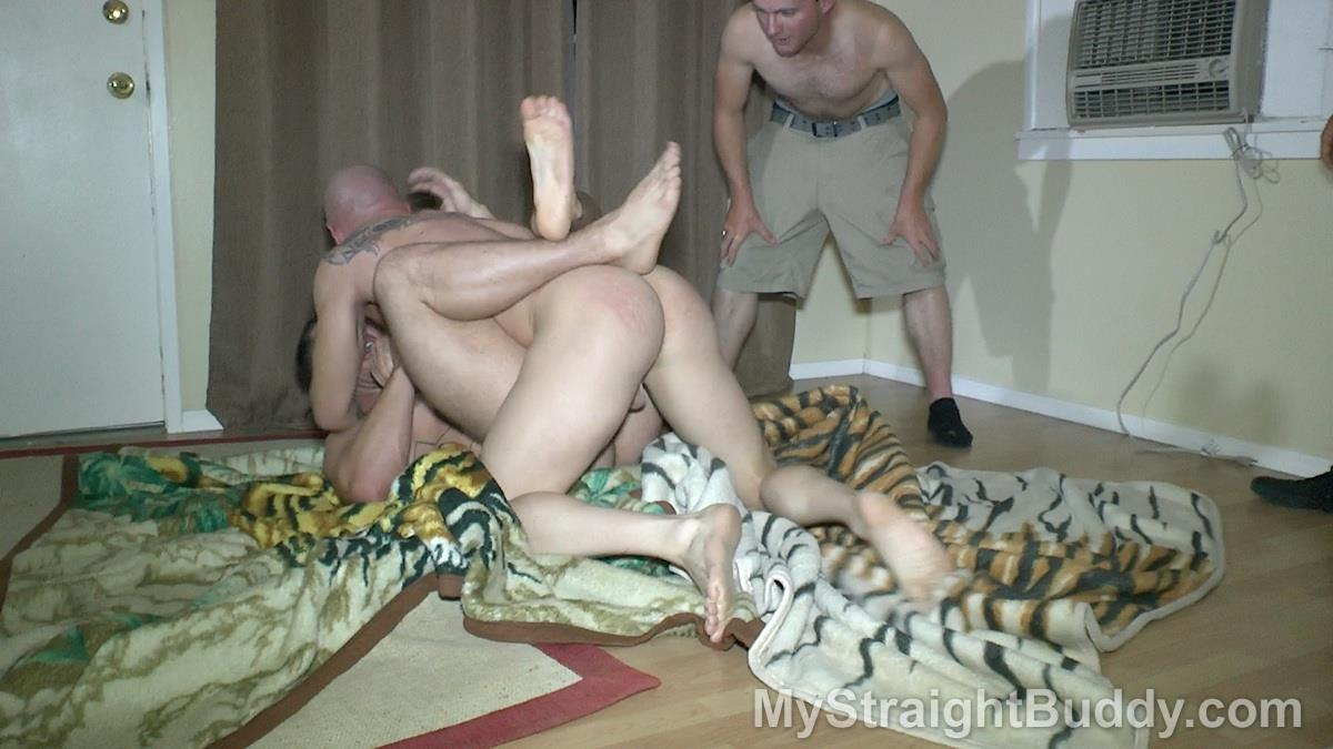 My-Straight-Buddy-Naked-Maines-Wrestling-and-Jerking-Off-Marines-Shower-Amateur-Gay-Porn-32 Real Naked Marines Wrestling, Showering and Jerking Off Together