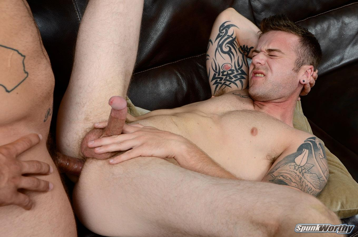 SpunkWorthy Nicholas and Scotty Beefy Muscle Straight Marine Fucks First Man Ass Amateur Gay Porn 16 Straight Beefy Muscle Marine Fucks His First Man Ass