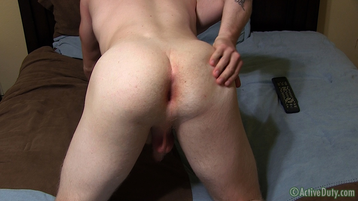 Hung ginger cock