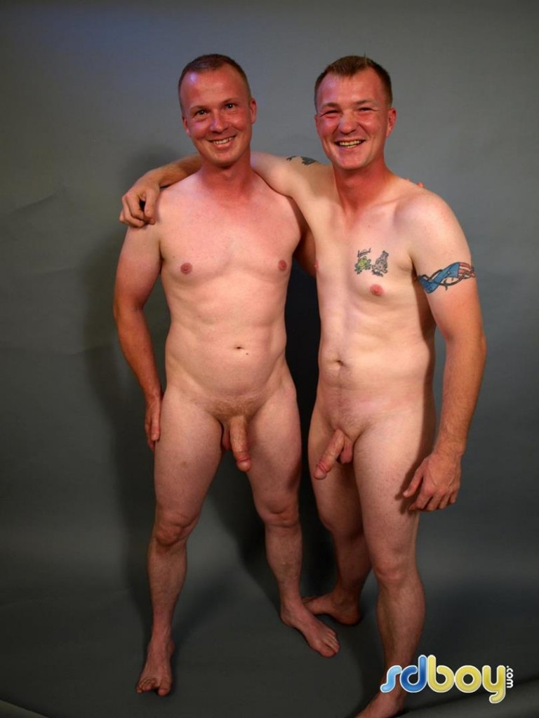 from Adrien gay military twins