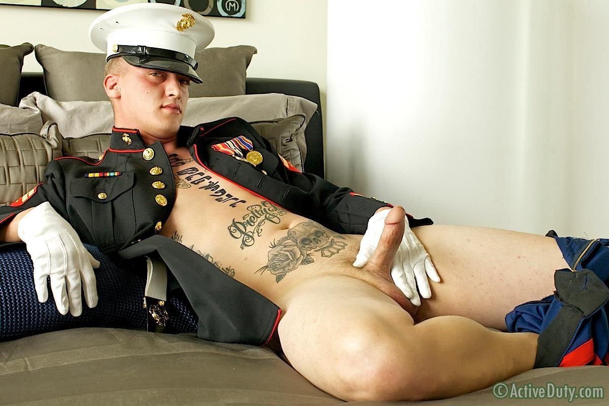 Marines Gay Porn