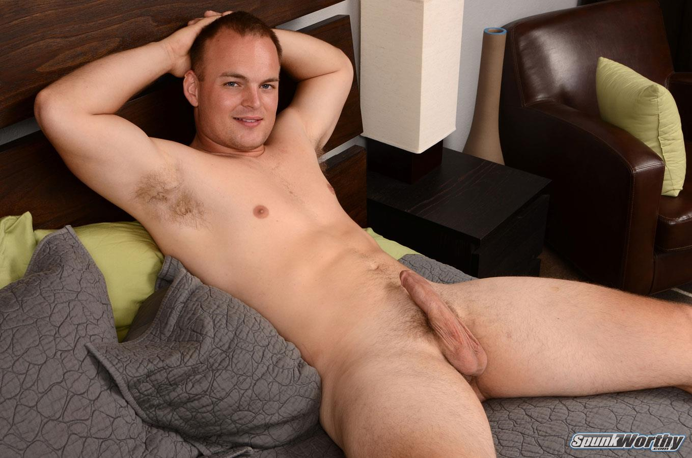 SpunkWorthy Cole Beefy Young Marine Jerking Off His Big Cock Masturbation Amateur Gay Porn 07 Amateur Beefy Straight Young Marine Jerking Off