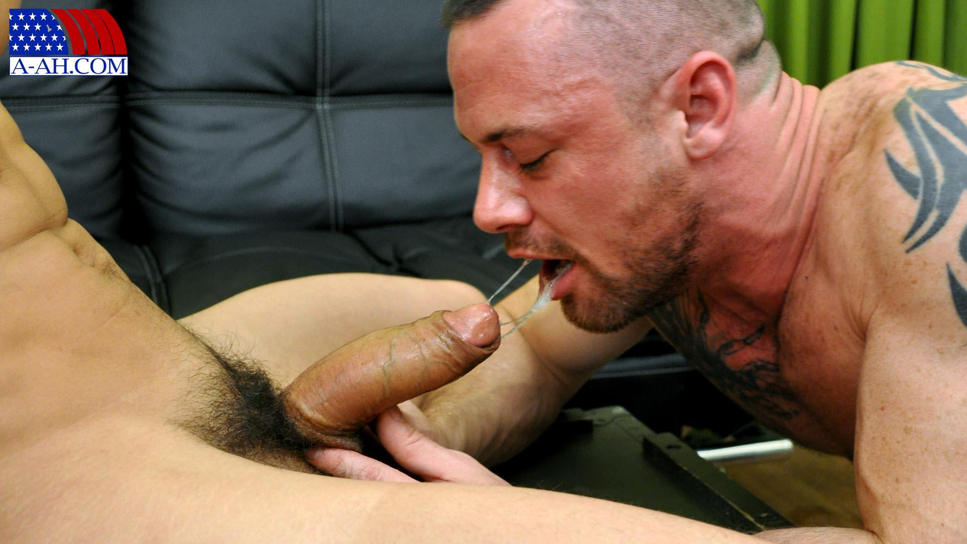office sex gay military