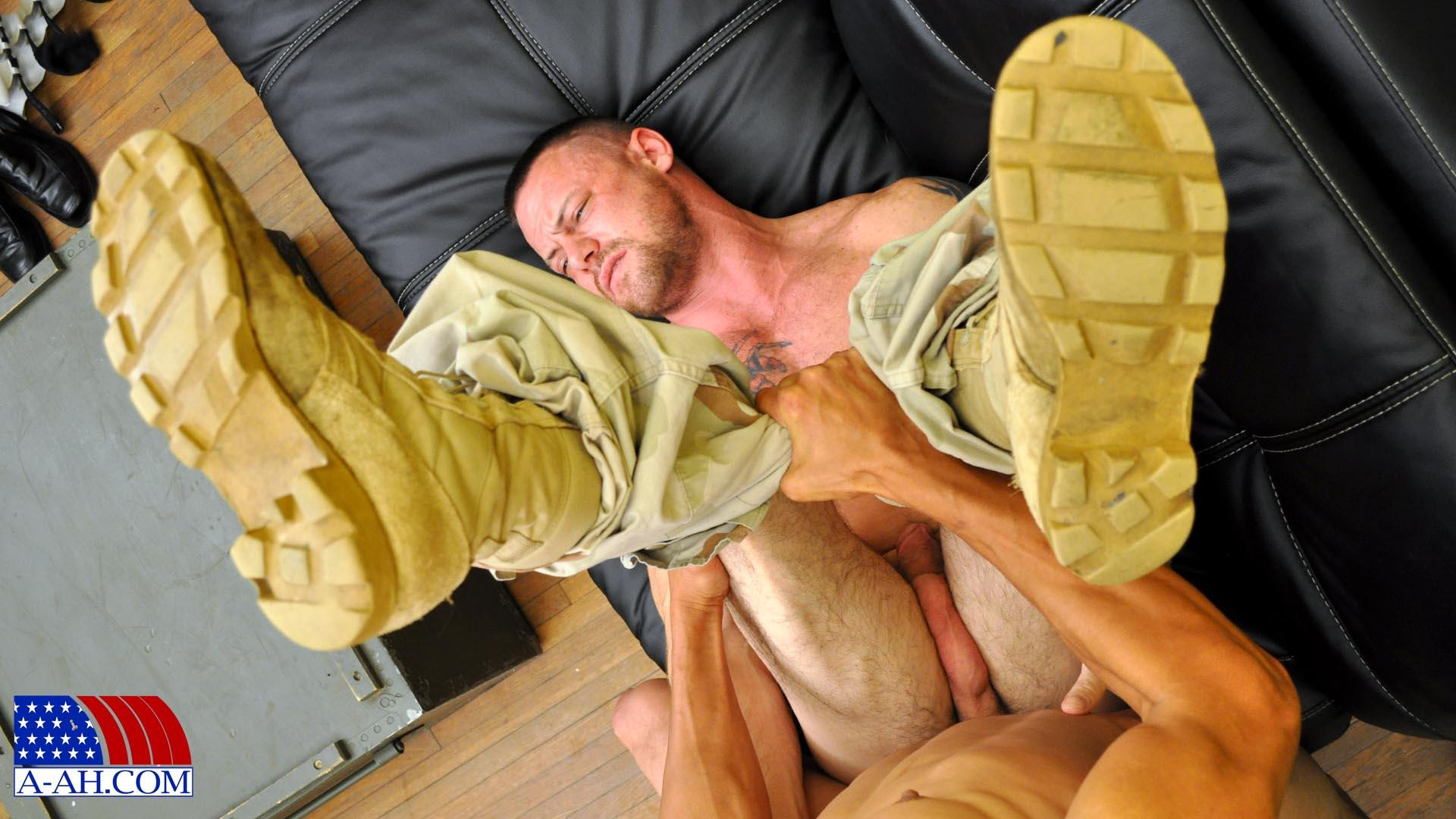 All American Heroes Navy Petty Officer Eddy fucking Army Sergeant Miles Big Uncut Cock Amateur Gay Porn 07 Navy Petty Officer Fucks A Muscle Army Sergeant