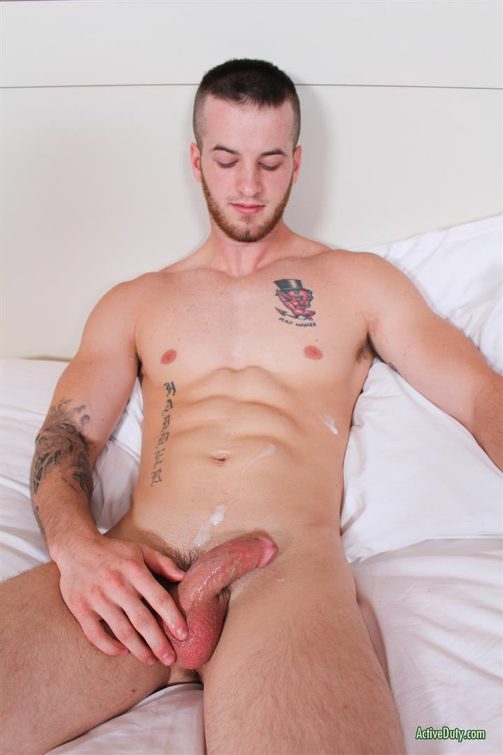 Active Duty Quentin Muscular Naked Army Soldier Masturbating Big Cock Amateur Gay Porn 14 Straight Army Private Stokes His Big Cock On Video For The First Time