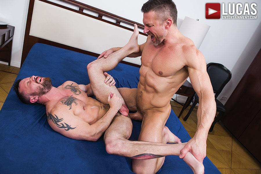 Lucas Entertainment Sergeant Miles and Tomas Brand Military Guy Gets Big Uncut Cock Bareback Amateur Gay Porn 12 Army Sergeant Miles Takes A Huge Uncut Bareback Cock Up His Tight Ass