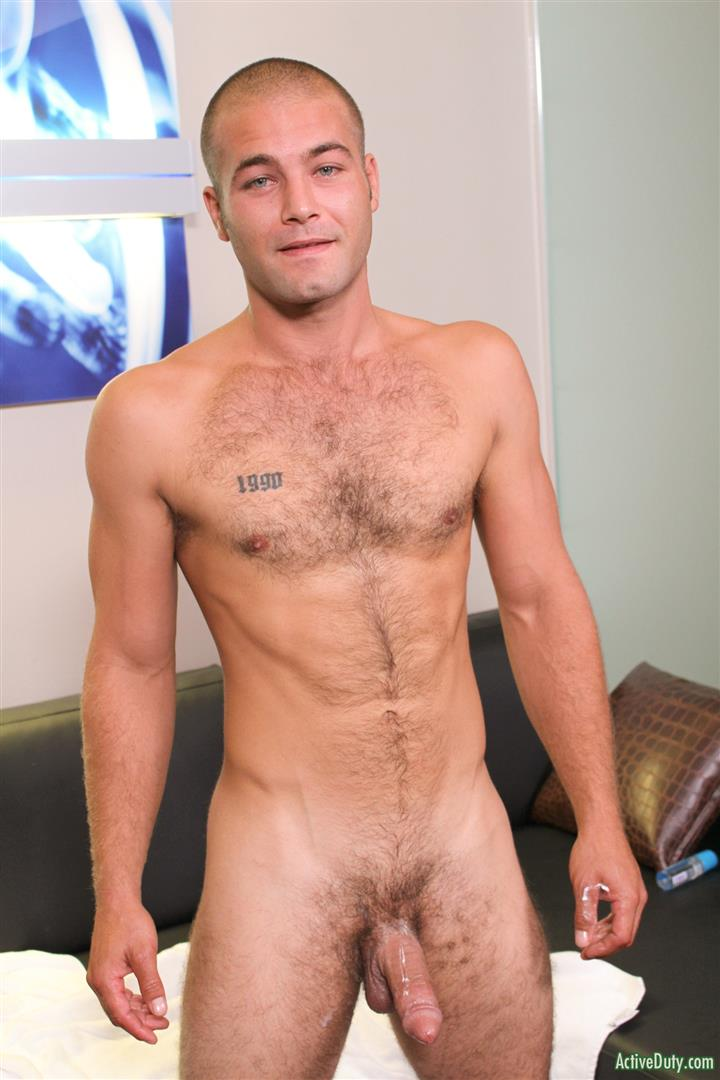 Active Duty Sean Naked Army Soldier With A Thick Cock Amateur Gay Porn 14 27 Year Old Straight Army Soldier Jerks His Big Thick Cock