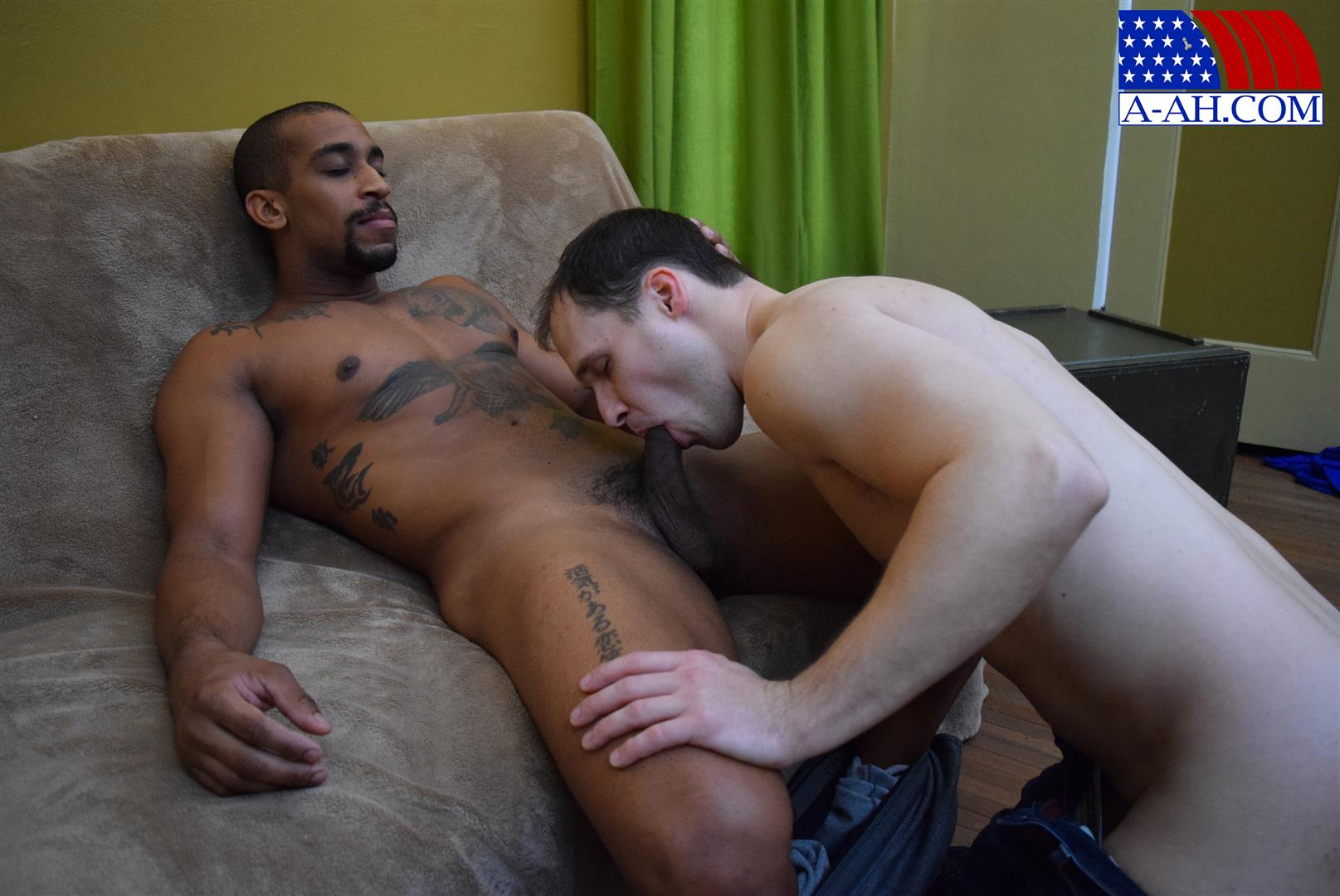 All American Heroes Interracial Naked Soldiers Fucking Bareback Amateur Gay Porn 03 White Navy Petty Officer Fucks A Black Army Lieutenant