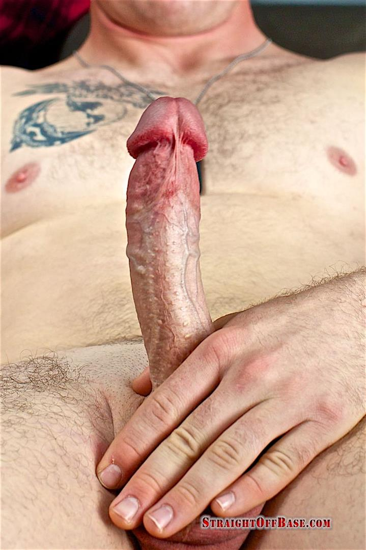 Straight Off Base Corporal Know Naked US Marine Jerking Off 08 Ripped Straight Marine Jerking His 8 Cock