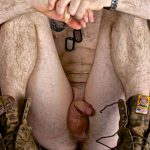 Straight Off Base Corporal Know Naked US Marine Jerking Off 17 150x150 Ripped Straight Marine Jerking His 8 Cock