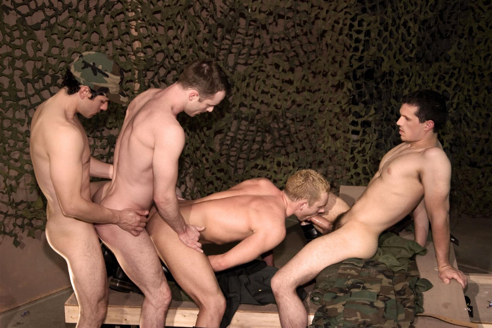 Titan-Men-Boot-Camp-Gay-Military-Sex-Naked-Soldiers-Fucking-19 Titan Men Releases Steamy Gay Military Sex Series:  Boot Camp