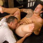 SpunkWorthy-Naked-Marine-Getting-First-Blowjob-From-Guy-06-150x150 Straight Marine Gets His First Ever Blowjob From Another Man