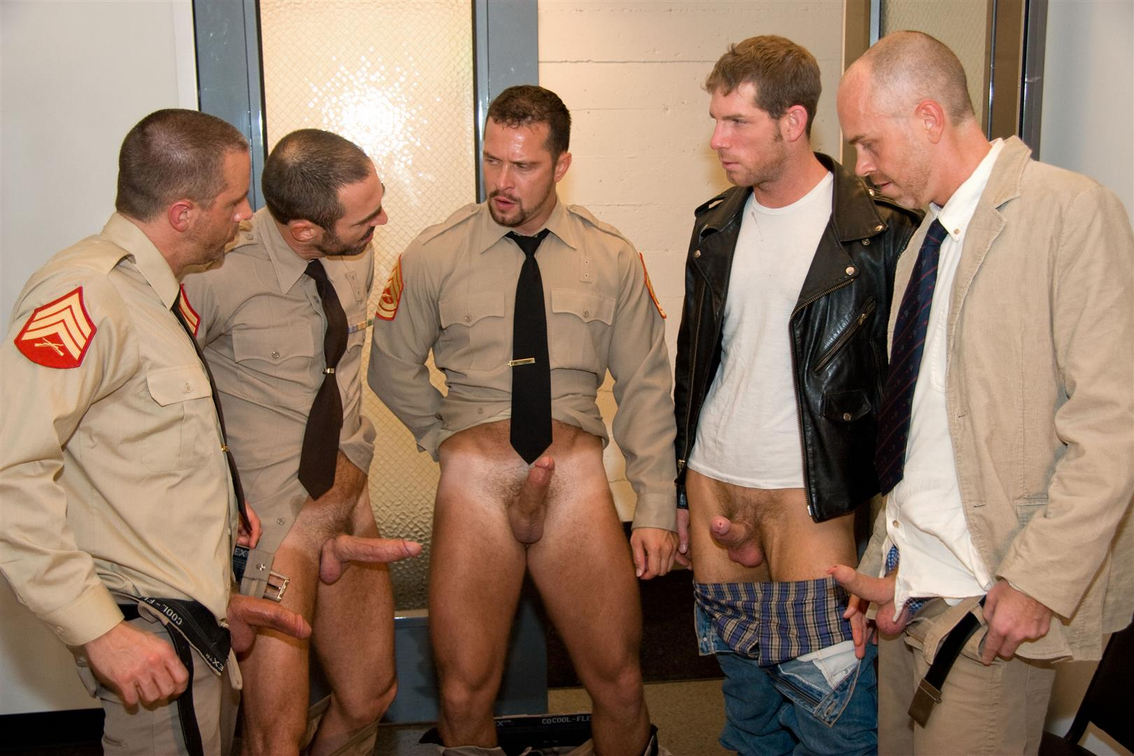 TitanMen-Gunnery-Sgt-McCool-Gay-Military-Porn-Classic-Free-Download-18 All Time Gay Military Porn Classic