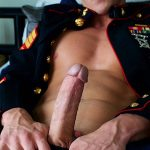 Straight-Off-Base-Jackson-Big-Dick-Naked-Marine-Jerking-Off-12-150x150 Marine Sergeant Jerking His Big Cock In His Dress Blues