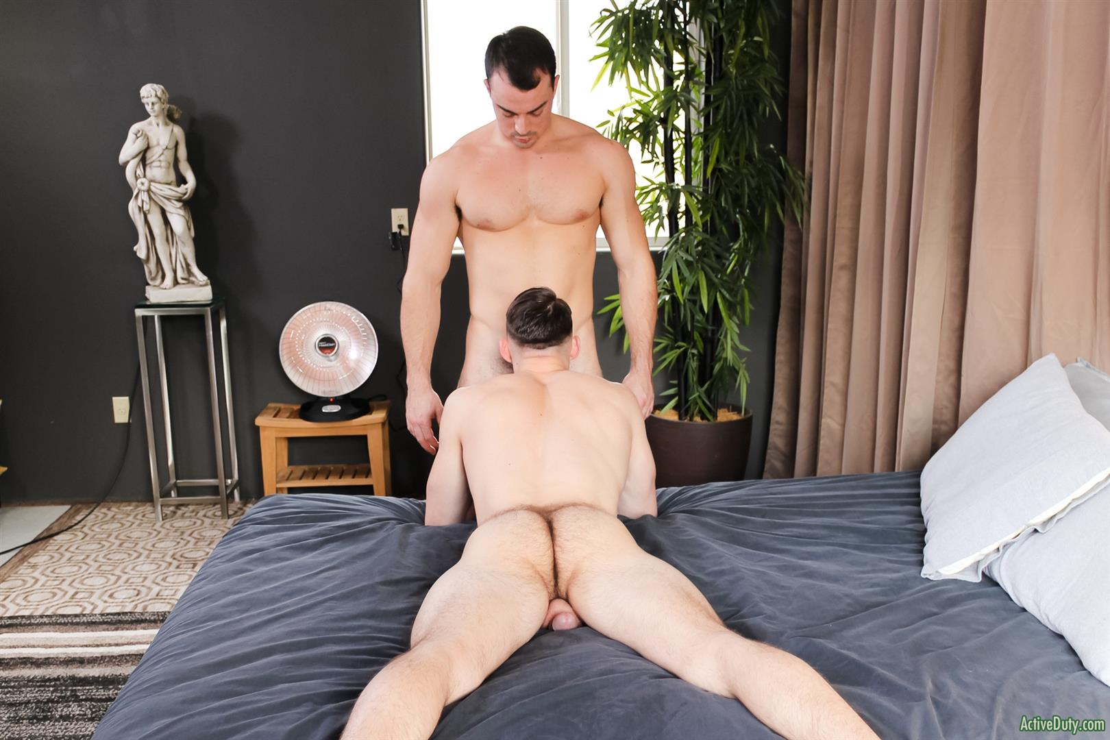 Active-Duty-Alex-James-and-Johnny-B-Big-Dick-Marines-Fucking-Bareback-07 Muscular US Marines Bareback Fucking With A Thick Cock